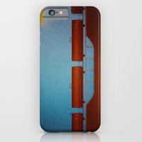 iPhone & iPod Case featuring Breaking Bad - Dead Freight by Federico Leggio