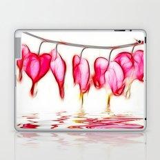 Bleeding Hearts Laptop & iPad Skin
