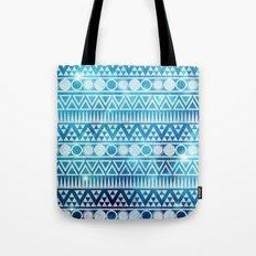 Tribal Ice Tote Bag