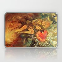 Straight To Your Heart! Laptop & iPad Skin
