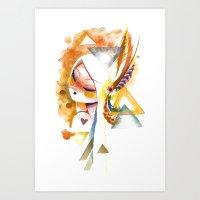 wilt Art Print