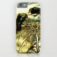 The Two Crows iPhone 6 Slim Case