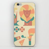 Animals' Circus iPhone & iPod Skin
