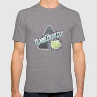 Tribble Troublemakers Mens Fitted Tee Tri-Grey SMALL