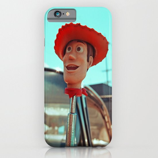 Woody rolls again! iPhone & iPod Case