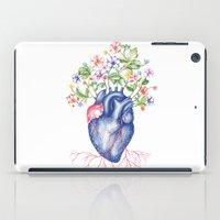 Strawberry Heart  iPad Case