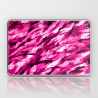 Designer Camo In Hot Pin… Laptop & iPad Skin