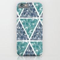 iPhone & iPod Case featuring Geometric Paradise by Flo Thomas