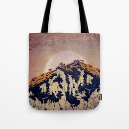 Tote Bag - Guiding me across Nobe - Kijiermono