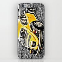 Bumble Beetle iPhone & iPod Skin