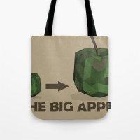 The Big Apple Tote Bag