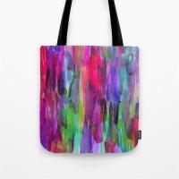 Neon Wash #2 Tote Bag