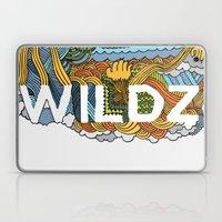 The Wildz Laptop & iPad Skin
