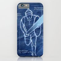 Full Armor Of God - Warr… iPhone 6 Slim Case