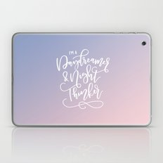 Day Dreamer Night Thinker Laptop & iPad Skin
