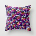Madeleine Pattern Throw Pillow