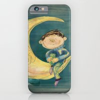 iPhone & iPod Case featuring Dreamy Boy by Moonlighting