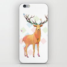 Deer and Diamonds iPhone & iPod Skin