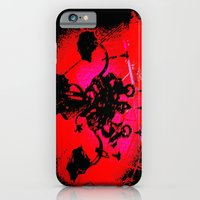 iPhone & iPod Case featuring Hell's Chandelier Store by Jussi Lovewell