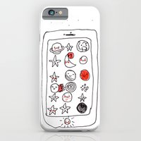 My space phone iPhone 6 Slim Case