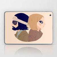 Margot and Richie Laptop & iPad Skin