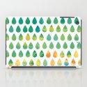 Monsoon Rain iPad Case
