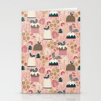 Holiday Delights Stationery Cards