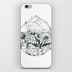 wild & wonderful iPhone & iPod Skin
