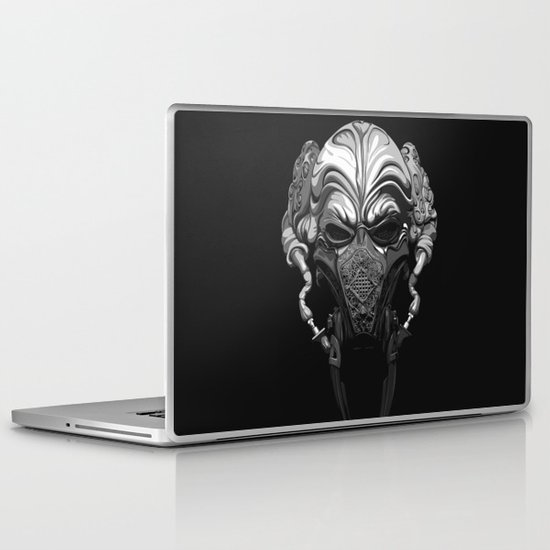 Master Pilot Laptop & iPad Skin