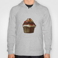 Strawberry Cake Hoody