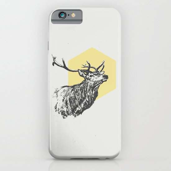 Yellow iPhone & iPod Case