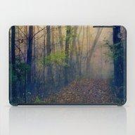 Wandering In A Foggy Woo… iPad Case