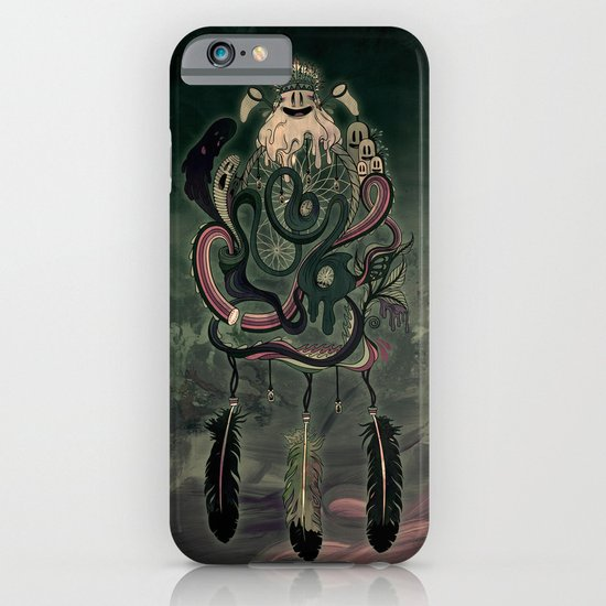 The Dream Catcher: Old Hag's Bane iPhone & iPod Case