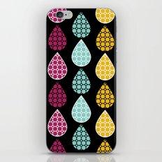 Rain Drops #2 iPhone & iPod Skin