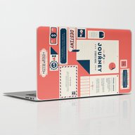 Laptop & iPad Skin featuring The Destination by Kavan And Co
