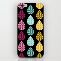 Rain Drops #2 iPhone & iPod Skin