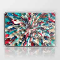 Laptop & iPad Skin featuring Weird Surface by Danny Ivan