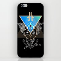 mydominance iPhone & iPod Skin