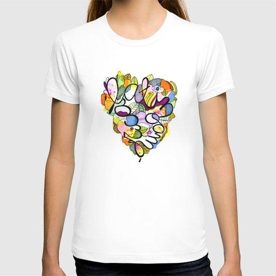 Latinoamérica LOVE T-shirt