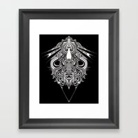 Meditation I Framed Art Print