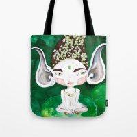 Bhoomie All-Ears Tote Bag