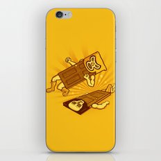 Lucha Doors!  iPhone & iPod Skin