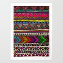 ▲PONCHO ▲ Art Print