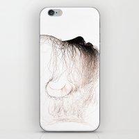 The head of love iPhone & iPod Skin