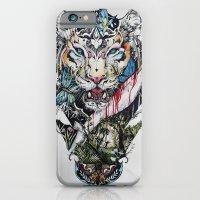 iPhone & iPod Case featuring Killing Beauty by HarisRashid