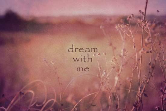 Dream With Me Art Print