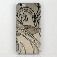 Crocodylus iPhone & iPod Skin