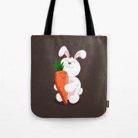 Bunny Luv! Tote Bag