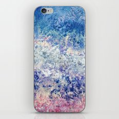 Twilight Tides - Abstract Art iPhone & iPod Skin