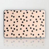Laptop & iPad Skin featuring Dots II by Grace
